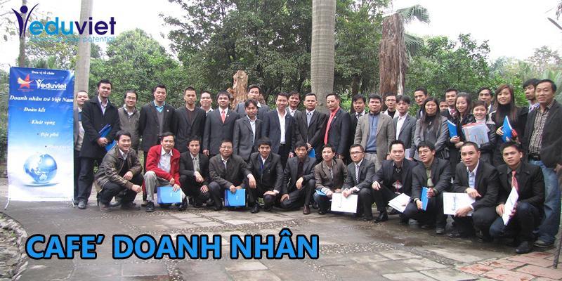 Café doanh nhân-Điểm hẹn cuối tuần của Doanh nhân Việt