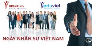 ngày nhân sự Việt Nam