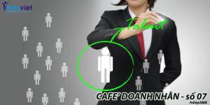 Cafe doanh nhân số 07