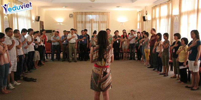 Nhật ký khóa học Giá trị cuộc sống – Sức mạnh từ tâm 05