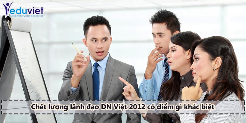 chất lượng lãnh đạo doanh nghiệp Việt