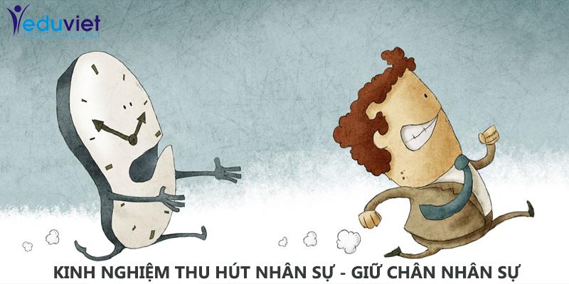 Chia sẻ kinh nghiệm thu hút nhân sự trong doanh nghiệp Việt
