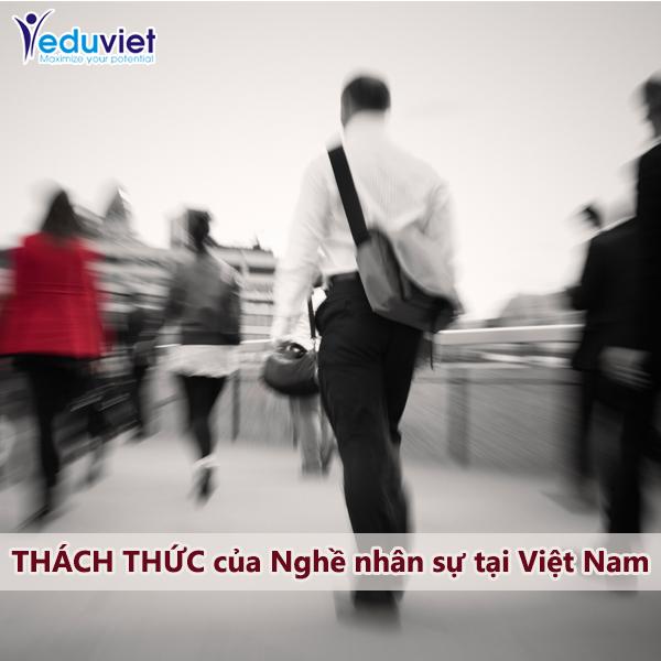 Các thách thức của nghề nhân sự tại Việt Nam trong năm năm tới