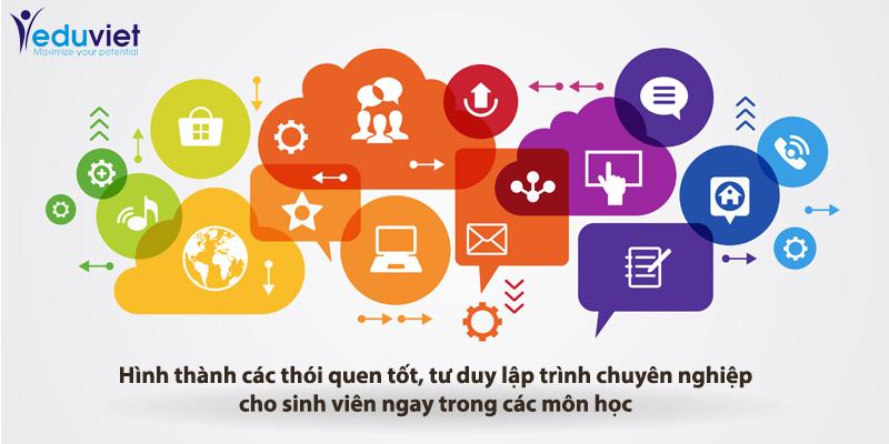 Hợp tác để nâng cao kỹ năng nguồn nhân lực CNTT