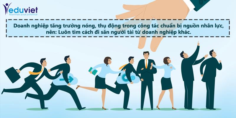 Tại sao doanh nghiệp Việt Nam cần quan tâm đến chiến lược nhân sự?