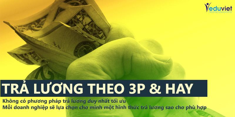 phương pháp trả lương theo 3P & HAY
