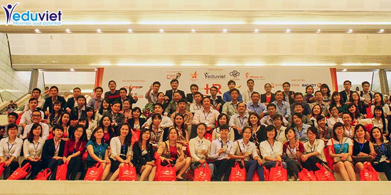 Vietnam HRDay 2013 tại Hà Nội thành công ngoài mong đợi