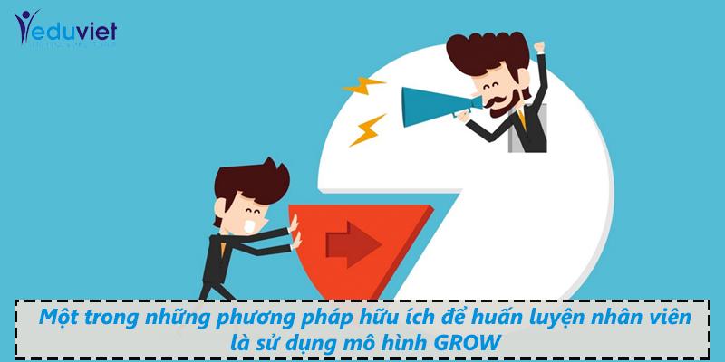 Mô hình GROW trong quản lý nhân sự