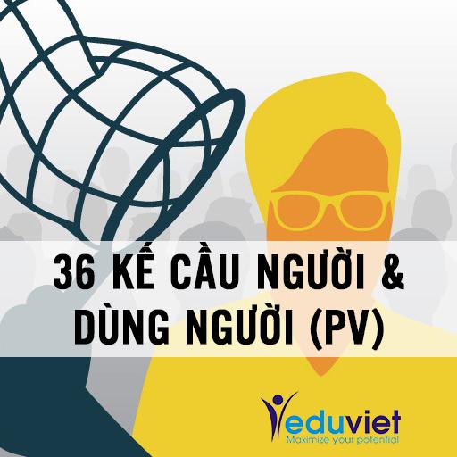 36 kế cầu người & dùng người (PV)