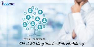 tăng chỉ số EQ trong nhà quản lý nhân sự