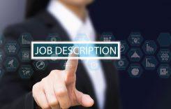 Tổng quan và kỹ thuật xây dựng bản mô tả công việc