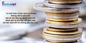 Cơ chế trả lương cách tính lương chính sách lương
