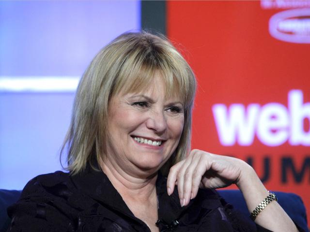 Carol Bartz, cựu CEO Yahoo