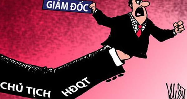 Chuyện đốt đuốc tìm CEO của các ông chủ Việt Nam