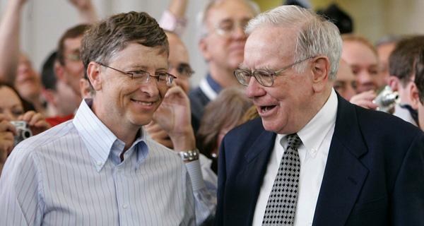 Nếu như không có câu hỏi này của Warren Buffett dành cho Bill Gates, chúng ta đã không có Microsoft ngày hôm nay