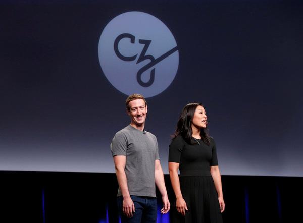 """Mark Zuckerberg học theo Bill Gates, tham vọng """"chữa khỏi mọi loại bệnh trên thế giới"""""""