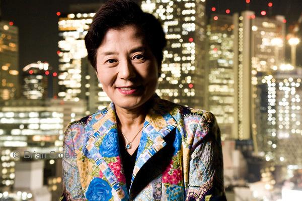 Bí quyết giúp Yoshiko Shinohara trở thành nữ tỷ phú tự lập đầu tiên của Nhật Bản