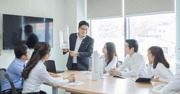 Nhà tuyển dụng được yêu thích nhất trong ngành Bất Động Sản