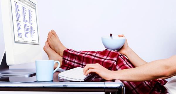 Làm việc ở nhà không khiến quan hệ đồng nghiệp xa cách, thực tế là mọi thứ còn khăng khít hơn