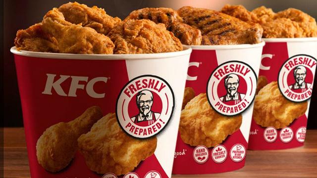 Công thức do Sanders nghĩ ra chính là vị gà truyền thống trong các cửa hàng KFC ngày nay