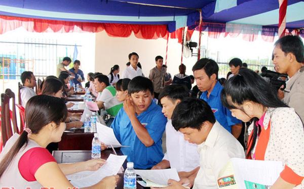 Thanh niên chiếm hai phần ba số người thất nghiệp