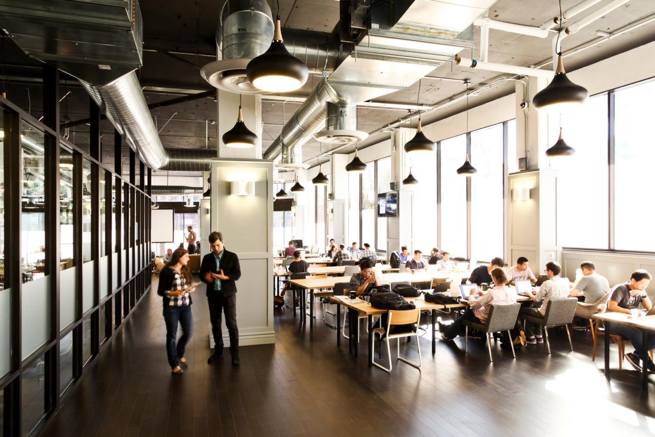 Quy mô của văn phòng không còn đảm bảo hiệu quả làm việc của nhân viên | Bất động sản