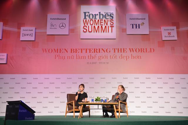 Cuộc phỏng vấn khá thú vị của ông Dominic Scriven, Chủ tịch Quỹ đầu tư Dragon Capital với bà Nguyễn Thị Phương Thảo, CEO hãng hàng không Vietjet Air