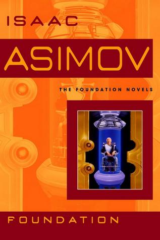 Bìa tiểu thuyết Foundation của tác giả Isaac Asimov (ảnh: CNBC)