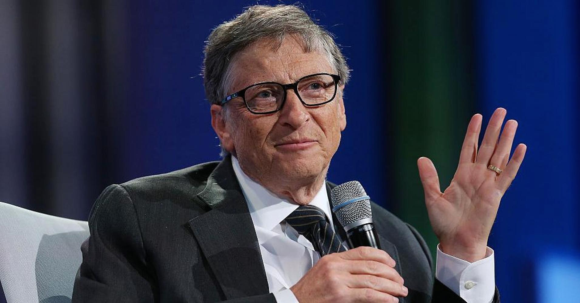 Lời khuyên của Bill Gates cho sinh viên muốn thay đổi thế giới | Công nghệ thông tin