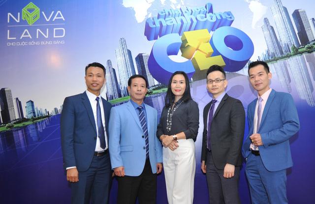 Bà Vũ Ngọc Hương tham gia chương trình CEO – Chìa khoá thành công trên VTV1 (chương trình do Đài Truyền hình Việt Nam và HoanggiaMediagroup thực hiện với sự đồng hành của Tập đoàn Novaland)