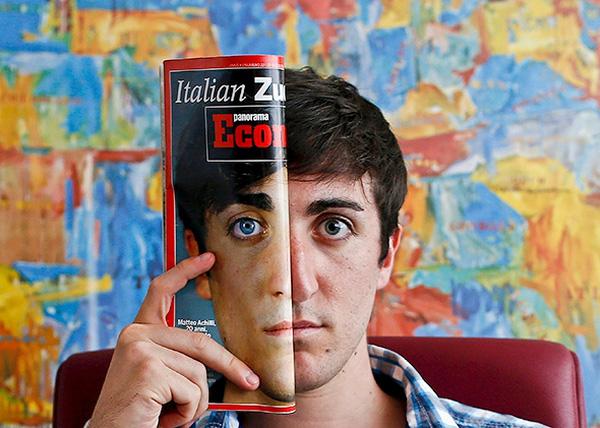 """""""Mark Zuckerberg nước Ý"""" – từ hình tượng người hùng trở thành nạn nhân của sự kỳ vọng trong một nền kinh tế khủng hoảng"""
