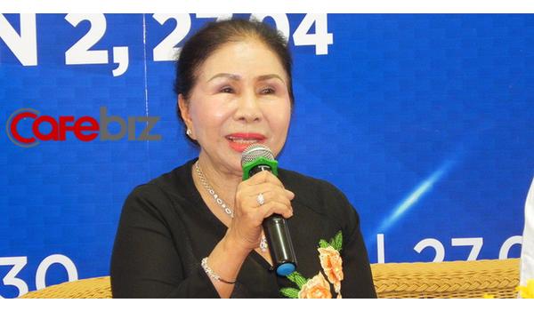 Người phụ nữ 10 người con, khởi nghiệp ở tuổi 60 và đưa sản phẩm trà Việt Nam tới nhiều nước trên thế giới