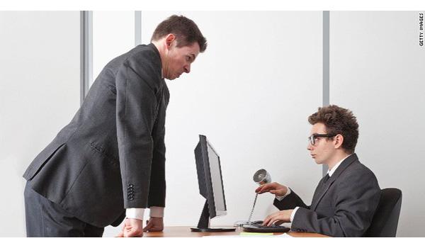 Nhiều nhân viên bỏ việc vì sếp mà không nhận ra vấn đề nằm ở chính bản thân họ