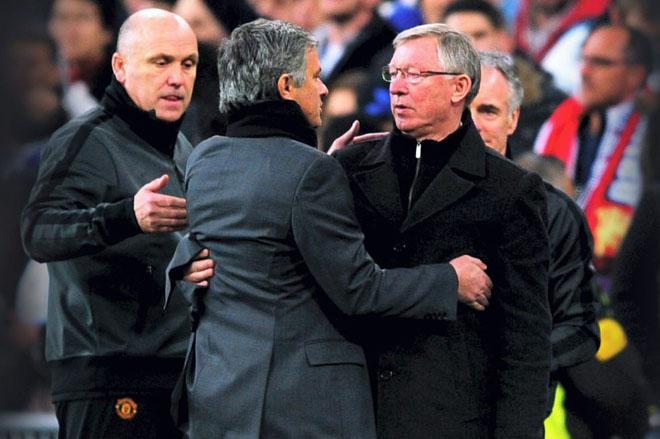 """MU: Học """"diệu kế"""" của Sir Alex, Mourinho tham vọng ăn ba vĩ đại hơn - 2"""
