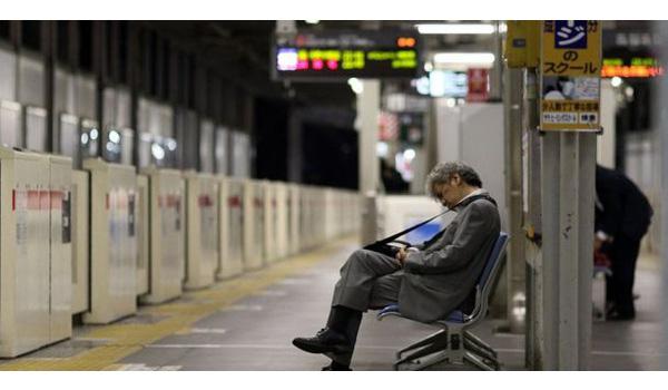 nỗi ám ảnh phủ bóng thanh niên Nhật Bản