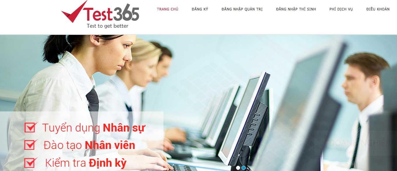 Test 365 có thật là trợ thủ đắc lực cho giới làm nhân sự?