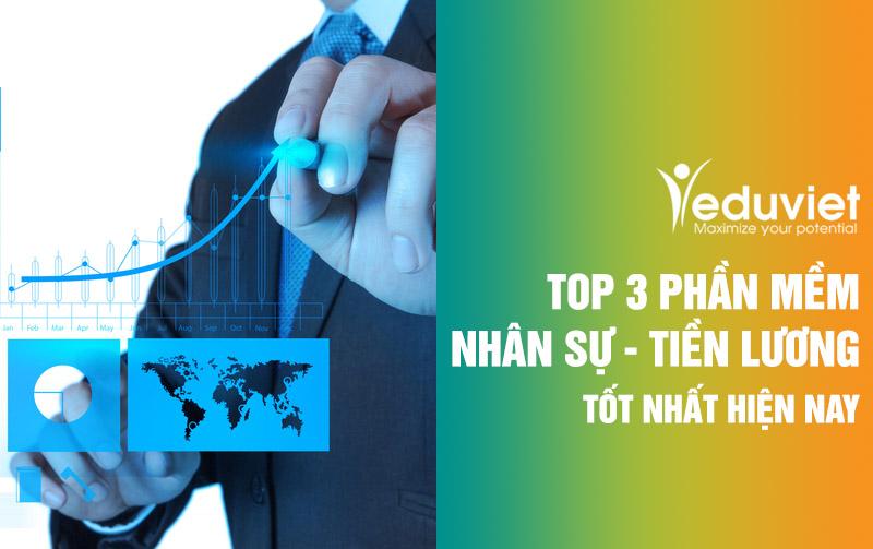 Top 3 phần mềm quản lý nhân sự, tiền lương chuyên nghiệp