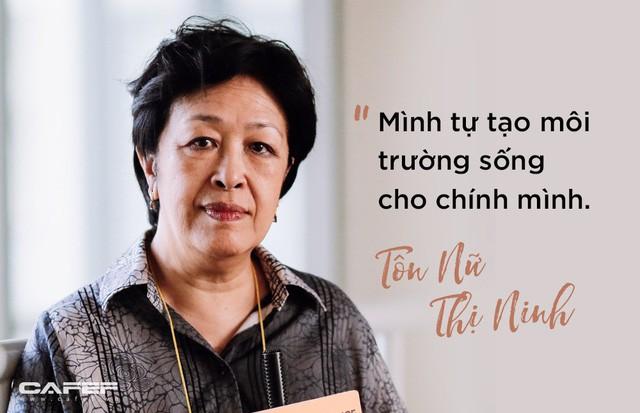 Bà Tôn Nữ Thị Ninh và câu chuyện phá giá lương lúc mới khởi nghiệp - Ảnh 2.