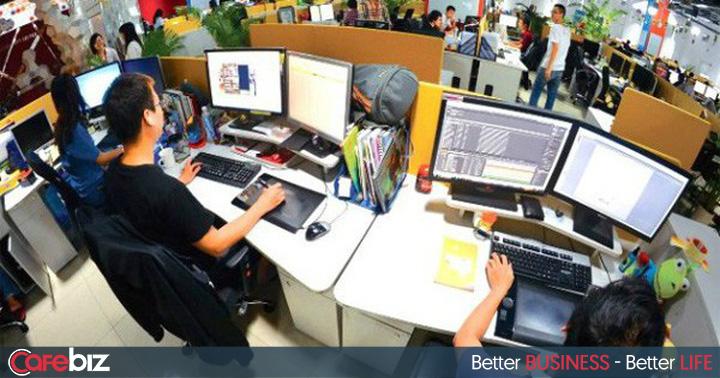 82% nhân lực IT có ý định khởi nghiệp, ½ cho biết sẽ dịch chuyển nếu nhận được đề nghị làm việc ở nước ngoài