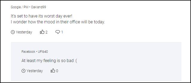 Soi cách nhân viên Facebook nói về công ty trên mạng ẩn danh: Buồn bực, kêu ca rồi đổ tội lãnh đạo - Ảnh 2.