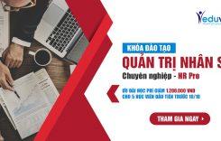 Khóa học quản lý nhân sự chuyên nghiệp 2019
