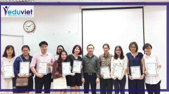 Bế giảng lớp NNS 121